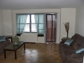 Co op City furnished apartment